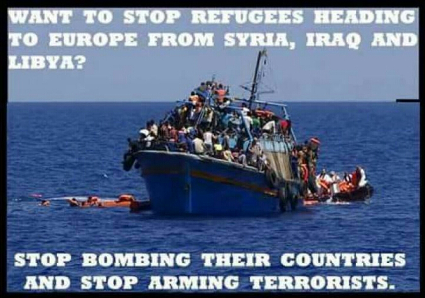 False Flag Mass Migration Madness