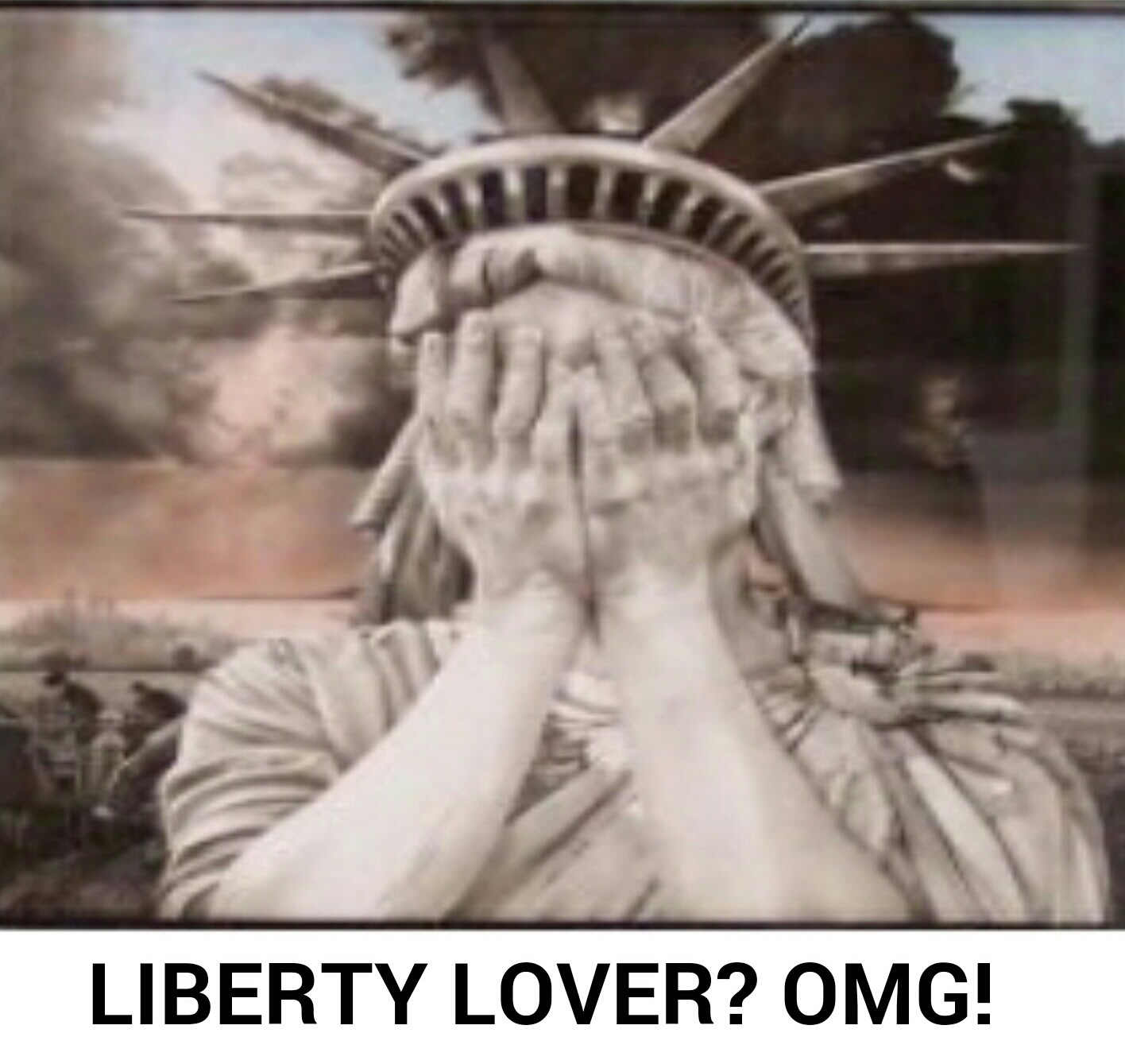 "A response to Jonathan Gillispie-Alleged ""liberty"" lover"